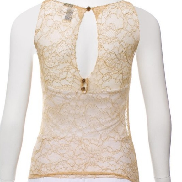 CHANEL Tops - Chanel Lace Top